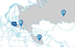 blockchain data center poland, iran, ukraine, russia, syberia, pracownia nowych technologii, bitcoin